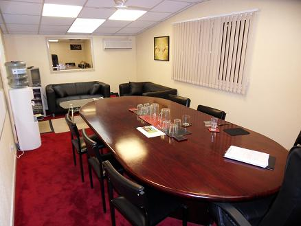 CRD Performance Boardroom