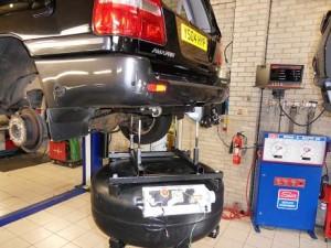 LPG Tank Installation