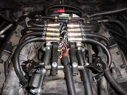Range Rover Injectors