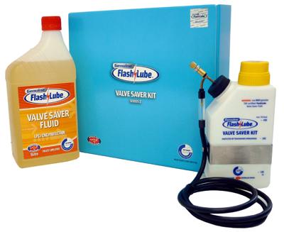 flashlube valve saver kit instructions