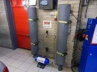 Nitrous Refilling Station