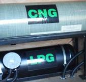 CNG/LPG Tanks