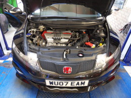 Honda Civic Type-R STAG LPG conversion