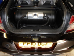 Honda CR-Z SP I-VTEC IMA Hybrid Electric STAG LPG conversion