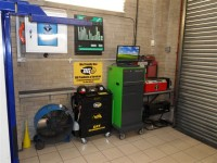 BG DPF Cleaning System