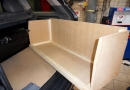 Cylinder Tank MDF Enclosure Fabrication
