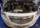 Vauxhall Insignia 2.0 litre diesel