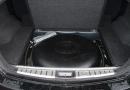 Nissan Murano V6 3.5L: LPG tank (hatch open)